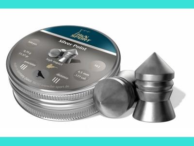 Пульки H&N Silver Point