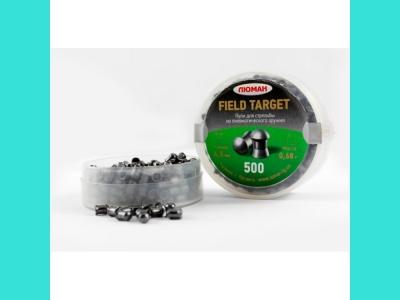 Пульки Люман Field Target 0,68 500 шт