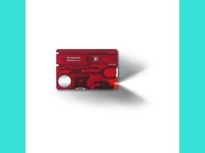Маникюрный набор Victorinox Swiss-Card 0.7300Т