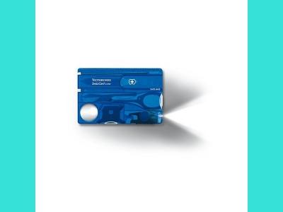 Маникюрный набор Victorinox Swiss-Card 0.7322Т2