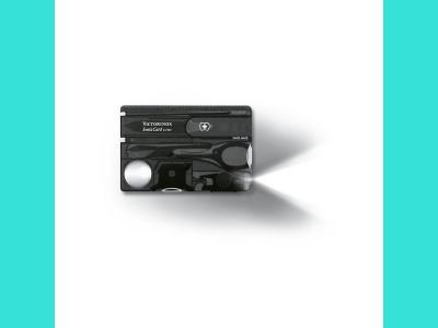 Маникюрный набор Victorinox Swiss-Card 0.7333Т3