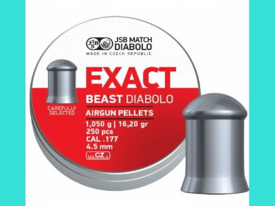 Пульки JSB Beast Diabolo