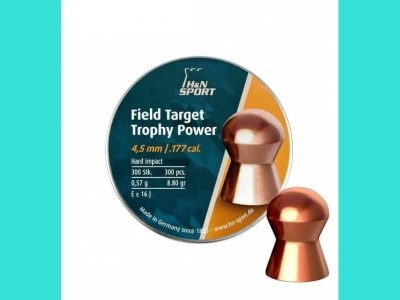 Пули H&N Field Target Trophy Power (300 шт)