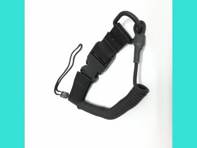 Шнур комбинированный+D-кольцо с фастекcом S02+F