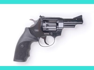 Револьвер Сафари РФ-431М (пластиковая рукоять)