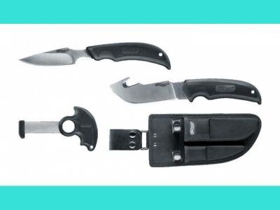 Нож Walther Hunter Set