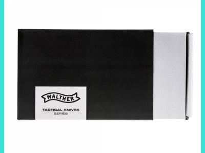 Нож Walther Black Tac 2