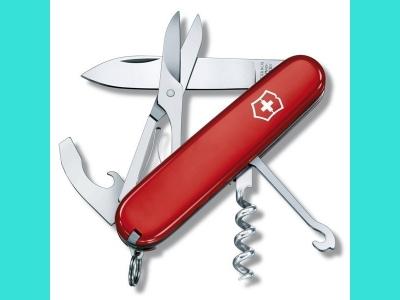 Нож Victorinox Compact 1,3405