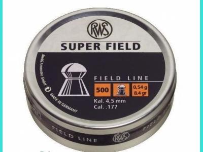 Пульки RWS Super Field