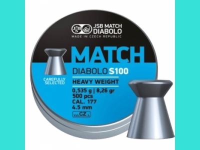 Пульки JSB Diabolo S100