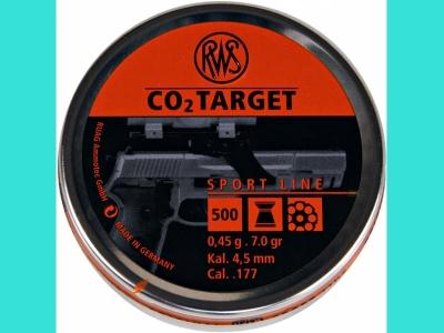 Пульки RWS СО2 Target