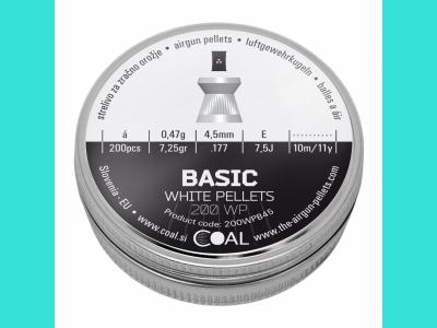 Пули Coal Basic 4.5 (200)-0,47