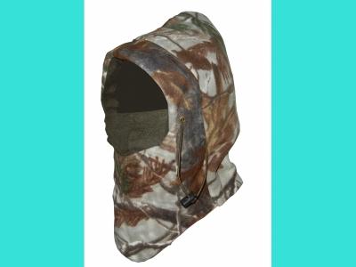 Шлем маска флисовая (дубок) с прор.для глаз, 65103