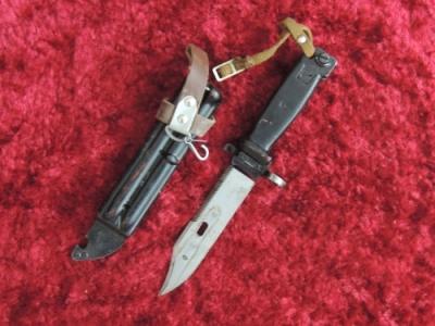 Штык-нож АКМ