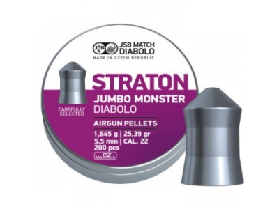 Пульки JSB Monster Straton