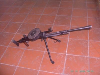 ММГ пулемет ДТ