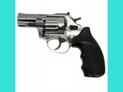 """Револьвер Python 3"""", хром"""
