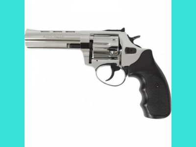 """Револьвер Python 4,5"""", хром"""