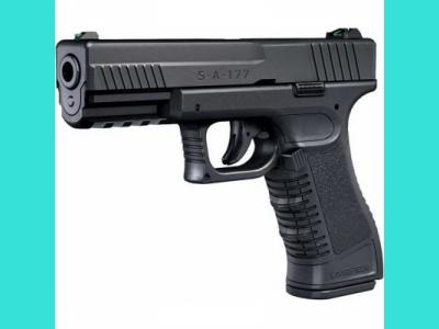 Пневматический пистолет Umarex SA177