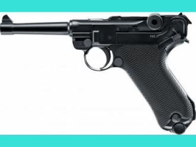 Umarex Legends P08 Пистолет пневматический