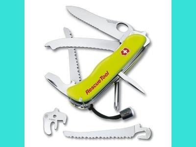 Нож Victorinox RESCUE TOOL 0,8623MWN
