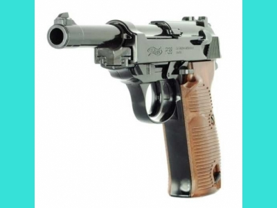 Пневматический пистолет Umarex Walther P38