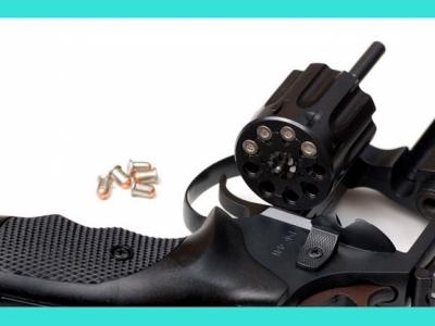 Револьвер Сафари РФ-441М (пластиковая рукоять)