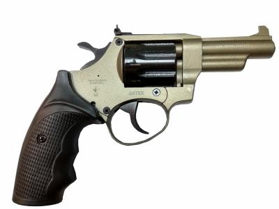 Револьвер Сафари РФ-431PRO (пластиковая рукоять, хаки)