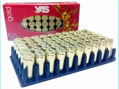 Холостые сигнально-шумовые патроны Yas 9 мм