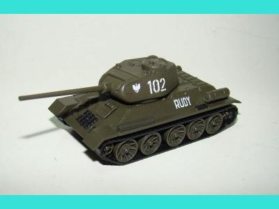 Модель Танк Т-34