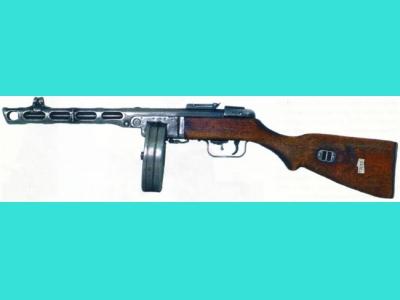ММГ пистолет-пулемет Шпагина (ППШ), к.7,62 мм