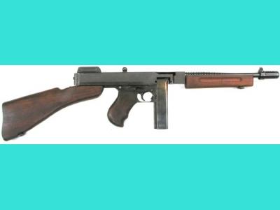 ММГ пистолет-пулемет  Томпсона образца 1928 года, к. 11,43 мм с
