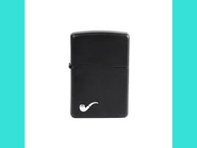 Зажигалка Zippo 218 РL Balck Matte Pipe Lighter