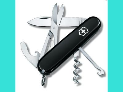 Нож Victorinox Compact 1,3405.3