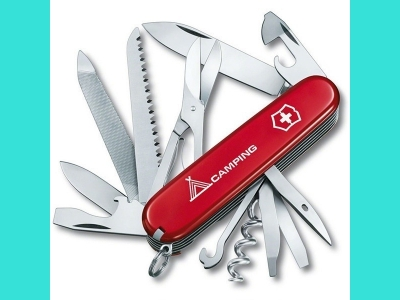 Нож Victorinox Ranger 1,3763,71