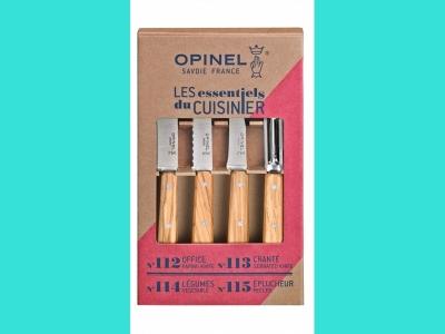Набор Opinel Essentials Box Set