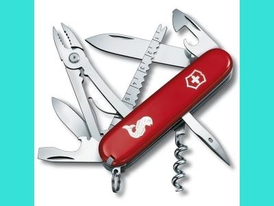 Нож Victorinox Angler 1,3653,72