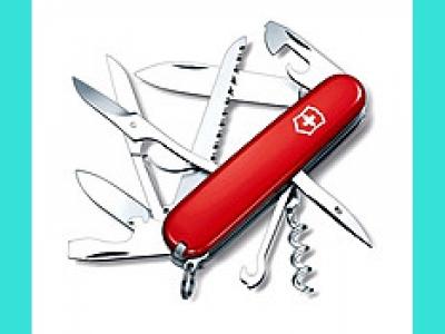 Нож Victorinox Huntsman 1,3713