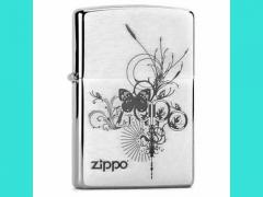 Зажигалка 24800  200 Zippo Butterfly