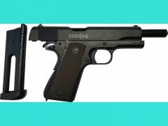 Пистолет Zbroia M-1911 Blowback