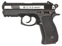 ASG CZ 75D Compact (никелированная вставка)