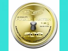 Пульки Walther Finale Match