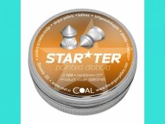 Пули Coal Starter Pointed Diablo 4.5 (500)-0,52