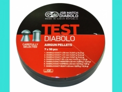 Пульки JSB Diabolo Test Exact