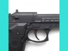 Пневматический пистолет Umarex Beretta 92FS (черный)