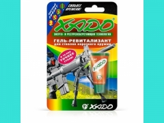 Гель Хадо для стволов нарезного оружия (туба 9 мл), блистер, ХА 10107