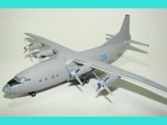 Модель Антонов АН-12