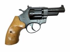 Револьвер Сафари РФ-431PRO (пластиковая рукоять, кобальт)