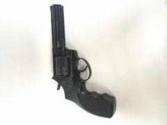 """Револьвер Python 4,5"""", черный"""
