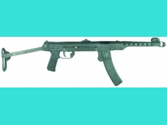 ММГ пистолет-пулемет  Судаева (ППС), к. 7,62 мм